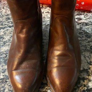 Vibram riding boots
